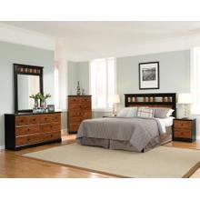 Standard Furniture 61250 Steelwood Panel ABedroom set Houston Texas USA Aztec Furniture