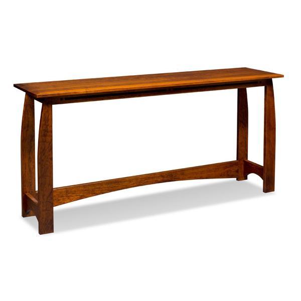 "Aspen Console Bar Table, 72"""