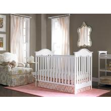 Fisher-Price Charlotte Crib, Snow White