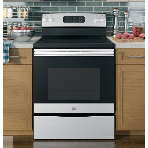 "GE® 30"" Free-Standing Electric Range-I'm in Excellent Condition-Come see me!"