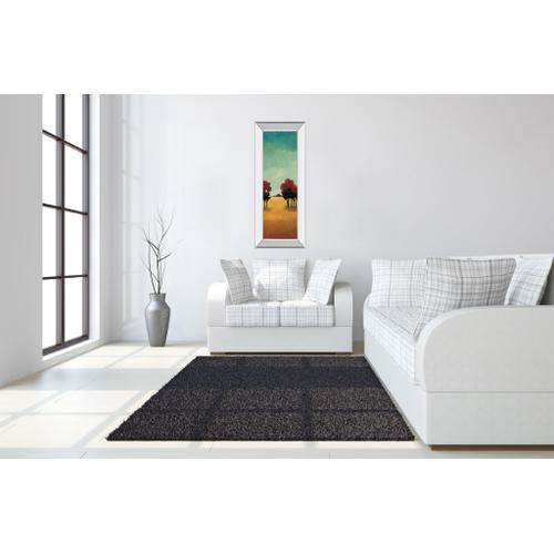 "Classy Art - ""A New Day I"" By Angelina Emet Mirror Framed Print Wall Art"