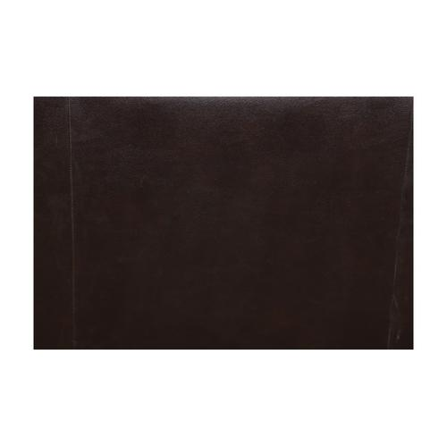 Porter International Designs - Alto Dark Chocolate Leather Sofa, Loveseat & Chair, L3618