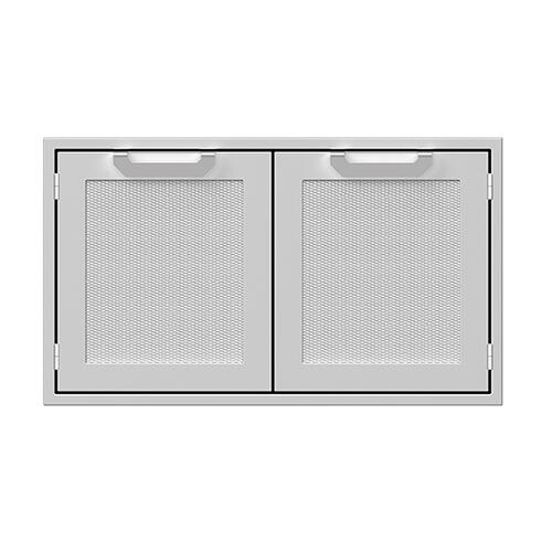 """36"""" Hestan Outdoor Double Sealed Pantry - AGLP Series - Grove"""