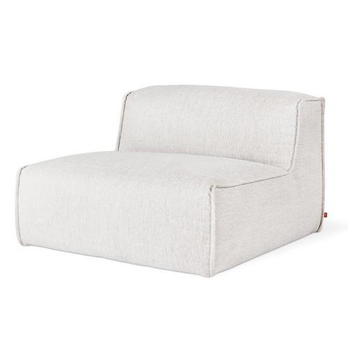 Product Image - Nexus Modular Armless Chair Thea Moonstone