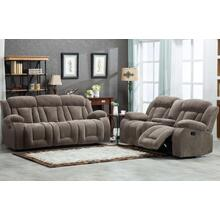 8048 2PC Fabric Living Room SET