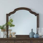 Scalloped Mirror Product Image