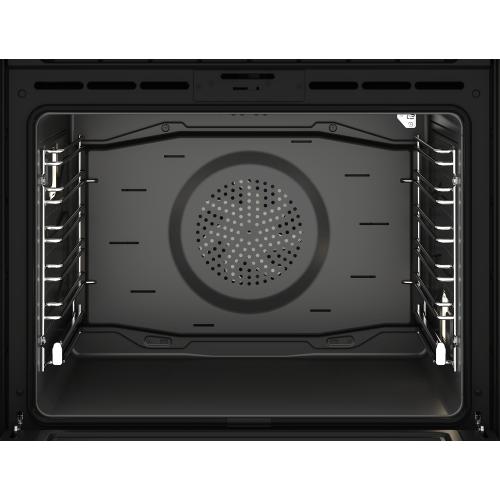 "Beko - 30"" Carbon Fiber Single Wall Oven"