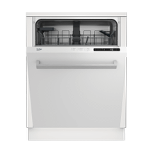 See Details - Tall Tub White Dishwasher, 14 place settings, 48 dBa, Top Control