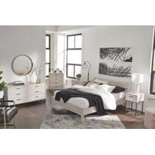 Queen Platform Bed With Dresser