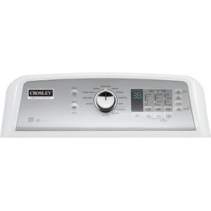 Crosley Professional Dryer : - Diamond Gray & White