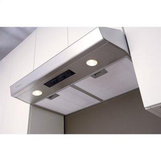 """30"""" Breeze I Undercabinet Hood with 250 CFM Blower, 3 Speed Levels"""