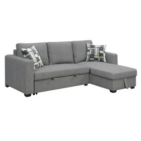 See Details - Reversible Pop-up Sleeper Sectional