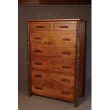 297 Seven Drawer Chest