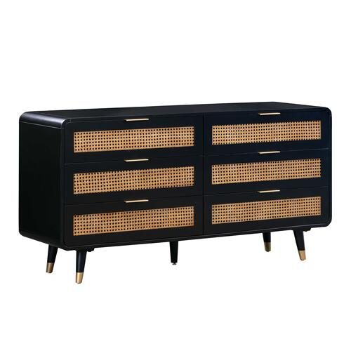 Christine 6 Drawer Dresser