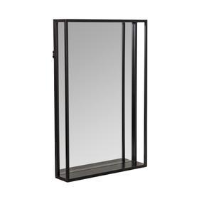 Soraya Rectangle Shelf Mirror