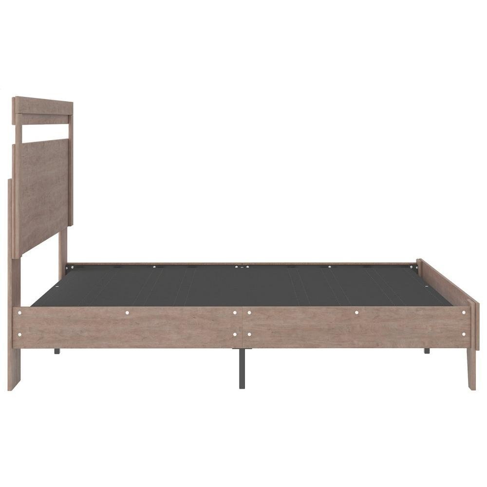 Flannia Queen Panel Platform Bed