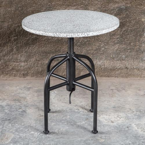 Apsel Accent Table