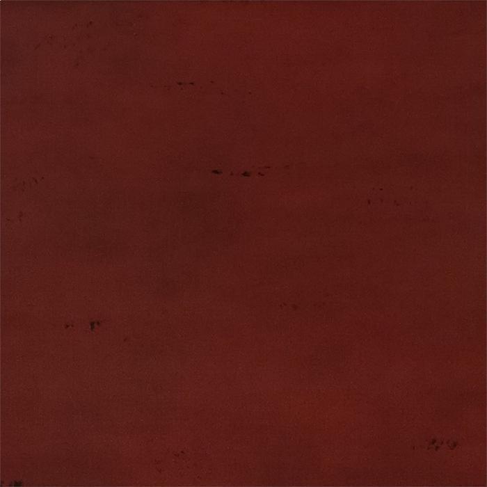 Queen Metal Headboard - Red
