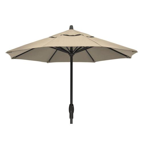 Value Market Umbrella 7 1/2' Market Umbrella w/ Powdercoat Aluminum Frame and Push Button Tilt
