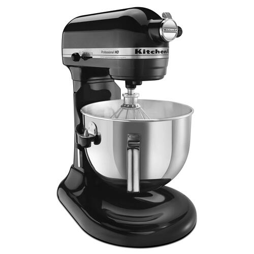 Professional HD™ Series 5 Quart Bowl-Lift Stand Mixer - Onyx Black