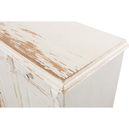 White Swan Tall Sideboard
