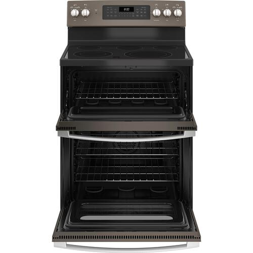 """GE Appliances - GE® 30"""" Free-Standing Electric Double Oven Convection Range"""