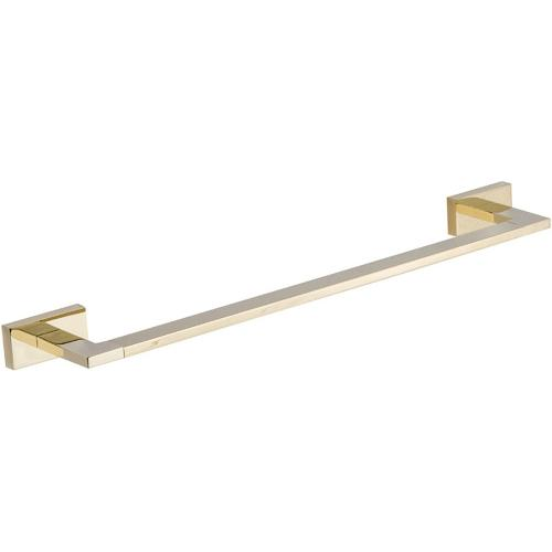 Axel Bath Towel Bar 18 Inch Single - French Gold