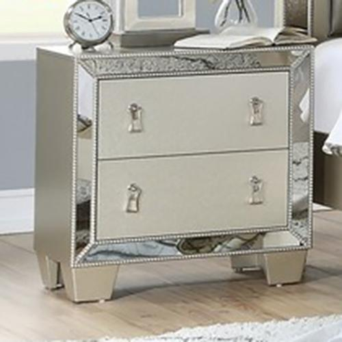 F4981 In By Updated Furniture Carrollton Tx Kylie Night Stand