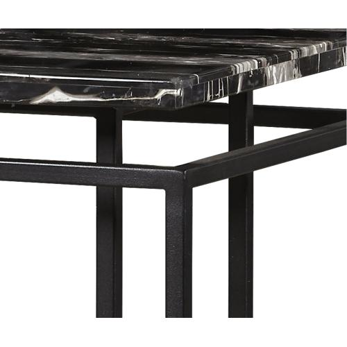 Aurora Marble Rectangular Cocktail Table