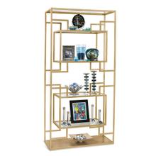 View Product - 10918 SERPENS III - CONTEMPORARY ETAGERE