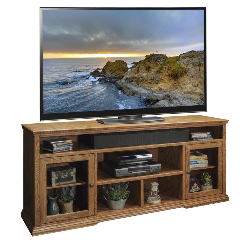 "74"" Tall Console also available in 54"" and 62"""