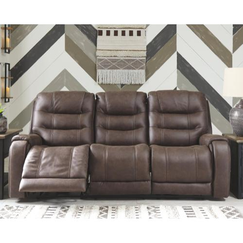 Yacolt Power Reclining Sofa