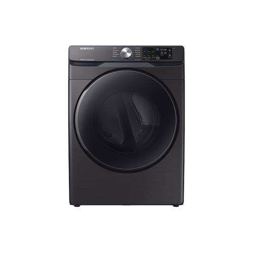 7.5 cu. ft. Gas Dryer with Steam Sanitize+ in Black Stainless Steel