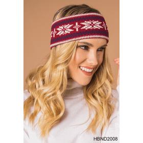 Snow It All Headband (6 pc. ppk.)