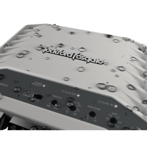 Rockford Fosgate - M2 300 Watt 4-Channel Element Ready™ Amplifier