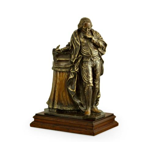 Bronze Shakespeare Statue