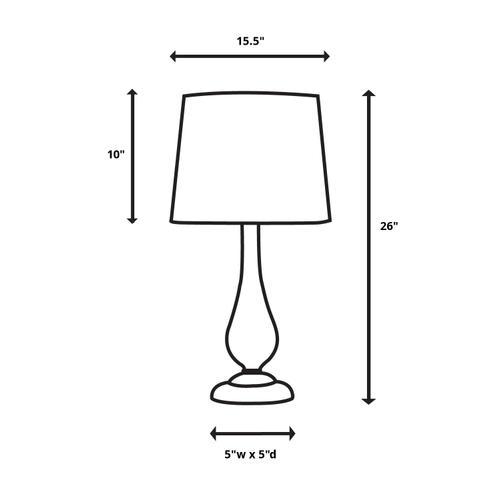 Uttermost - Nettle Table Lamp