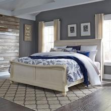 View Product - King California Sleigh Bed
