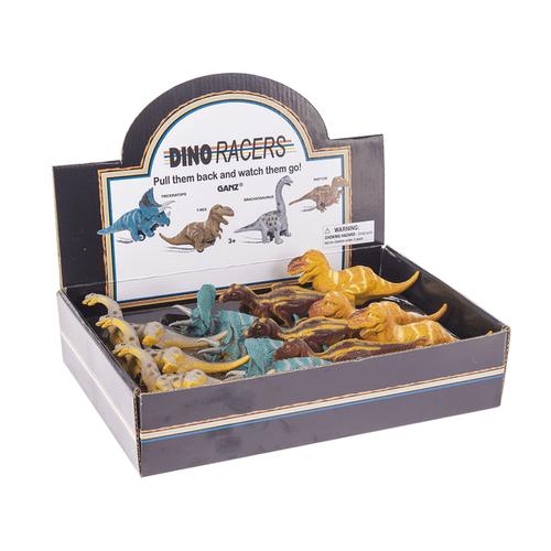 Dino Racers (12 pc. ppk.)