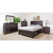 Tofino Storage Bed