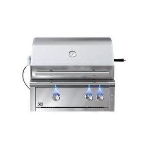 30in Grill 2 Burner w/ Rotiss Burner LP Product Image