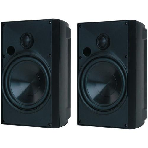 """Gallery - 6.5"""" Indoor/Outdoor Speakers (Black)"""