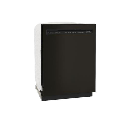 39 dBA Dishwasher in PrintShield Finish with Third Level Utensil Rack - Black Stainless Steel with PrintShield™ Finish