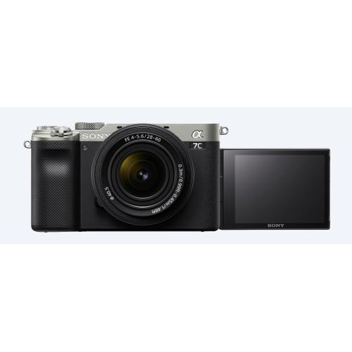Alpha 7C Compact full-frame camera