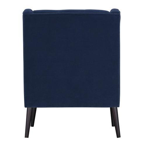 Gallery - Miami Accent Chair, Dark Blue