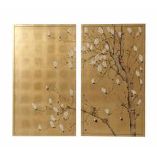 Spring Magnolias Wall Decor