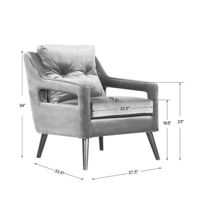 Uttermost - O'Brien Armchair