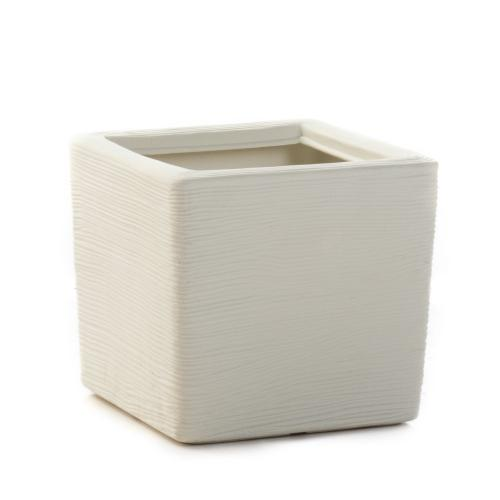 Shabby Square Planter (min.4pcs)