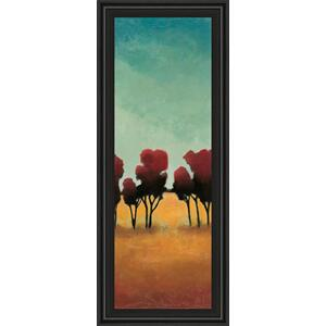"""Classy Art - """"A New Day Il"""" By Angelina Emet Framed Print Wall Art"""