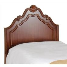 Headboard, Full, Mahogany